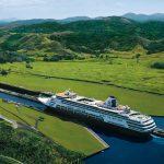 Holland America Line befährt regelmäßig den Panamakanal. Foto: Holland America Line