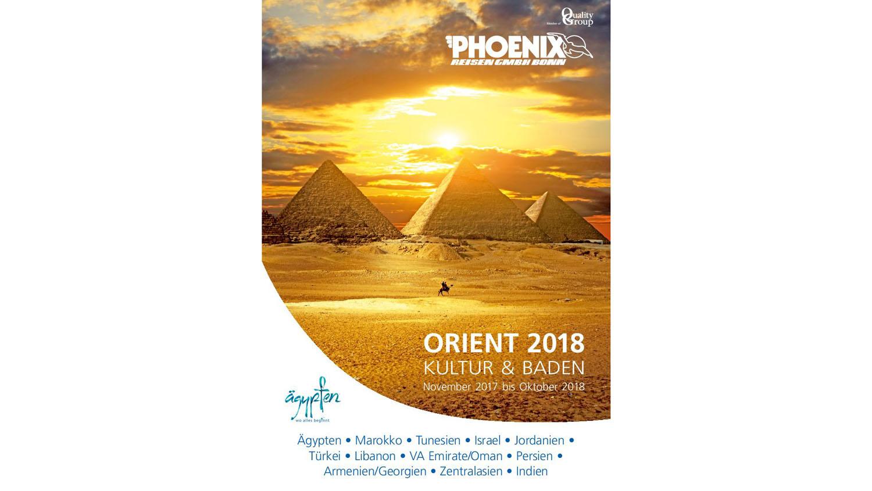 Zwei Neue Phoenix Reisen Kataloge Erschienen