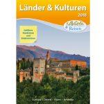 Der neue 1AVista Katalog Länder & Kulturen 2018. Foto: 1AVista Reisen