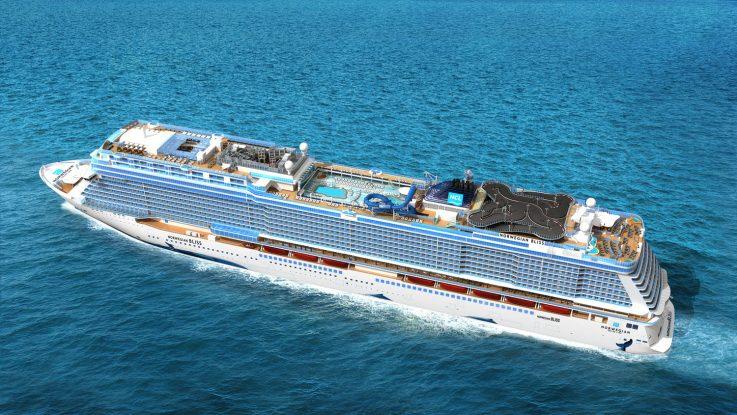 Erhaltet einen ersten Einblick in die Norwegian Bliss von Norwegian Cruise Line. Foto: Norwegian Cruise Line