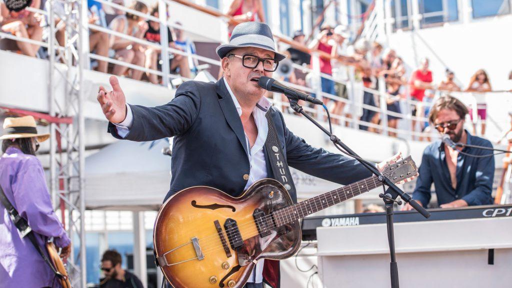 Philipp Fankhauser. Foto: Music Cruise AG