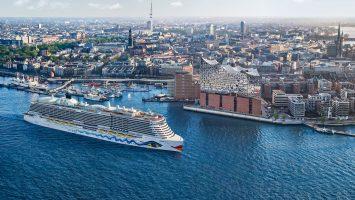 Viele neue Highlights auf der AIDAprima und der Besuch in Hamburg ist auch schon angekündigt. Foto: AIDA Cruises