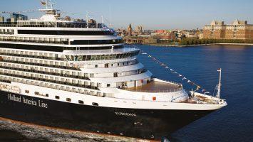Mit Explore4 auf 600 Kreuzfahrten sparen. Foto: Holland America Line
