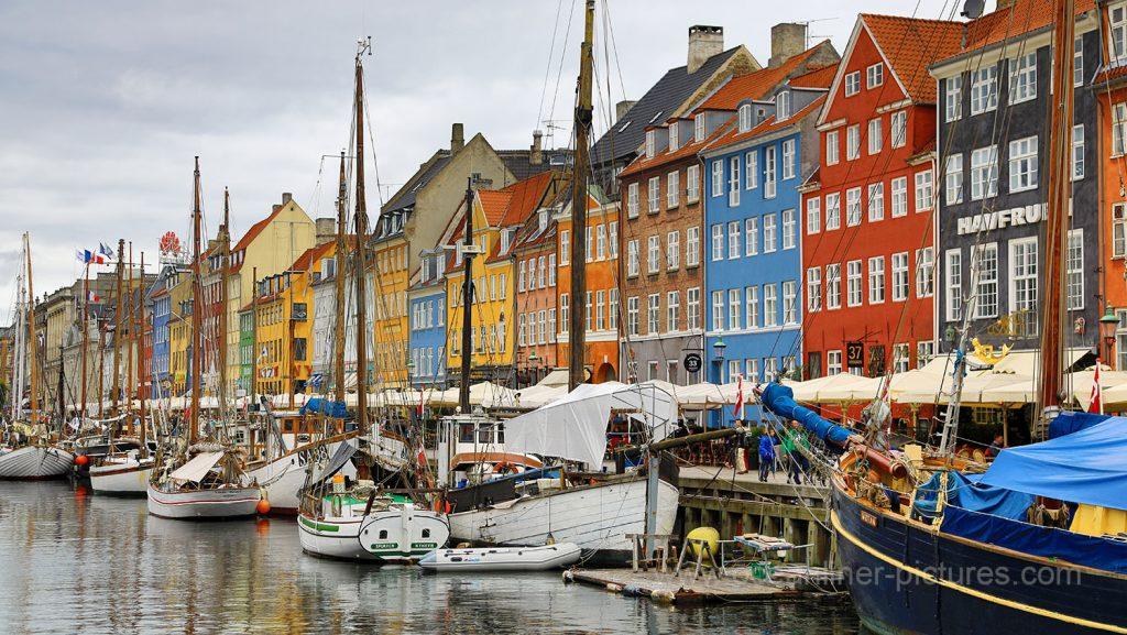 Havfruen Kopenhagen. Foto: Oliver Asmussen/oceanliner-pictures.com