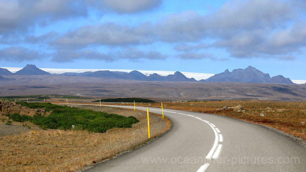 Hochlandweg Kjalvegur no. F35 auf Island. Foto: Oliver Asmussen/oceanliner-pictures.com