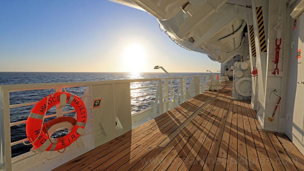 MS Ocean Majesty Seetag. Foto: Oliver Asmussen/oceanliner-pictures.com