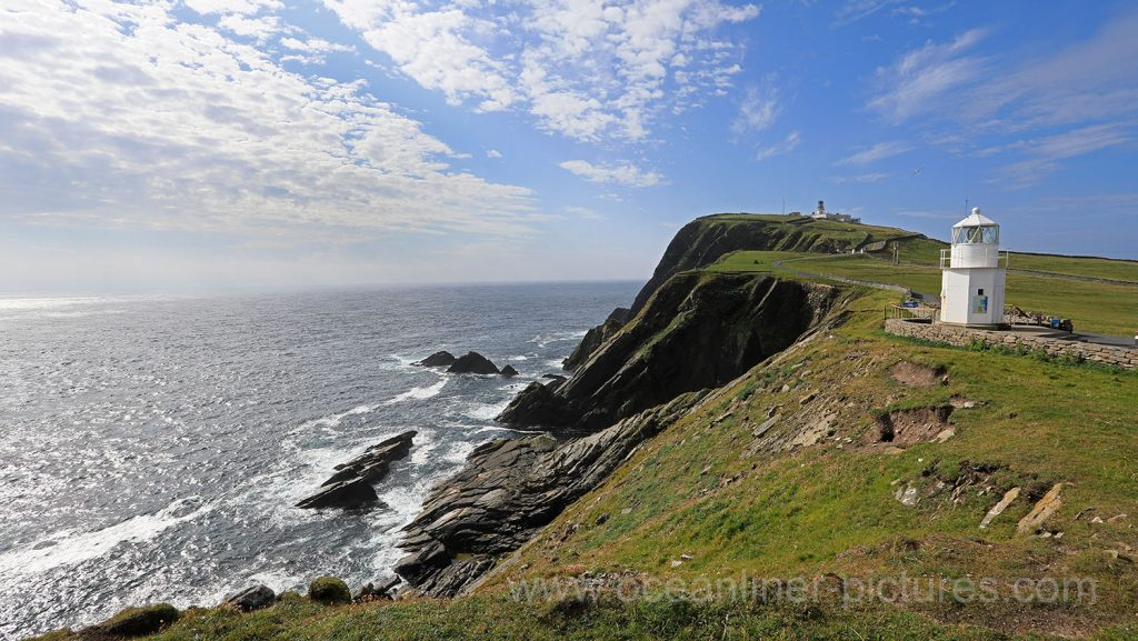 Sumburgh Head mit Lighthouse, Mainland, Shetland-Inseln. Foto: Oliver Asmussen/oceanliner-pictures.com