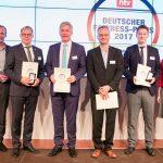 Sechs Reedereien räumten den Deutschen Fairness Preis ab. Foto: Sebastian Reuter/ntv