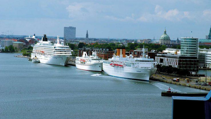 Kopenhagen erweitert die Kreuzfahrtkapazitäten mit einen vierten Terminal. Foto: Visit Kopenhagen
