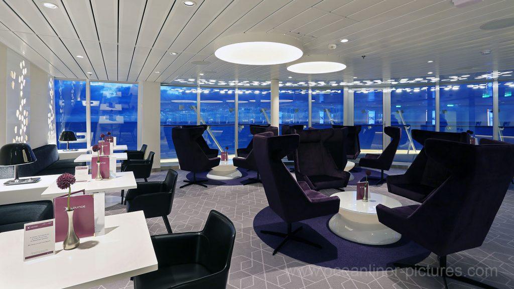 Mein Schiff 5 X-Lounge 07.07.2016. Foto: Oliver Asmussen/oceanliner-pictures.com