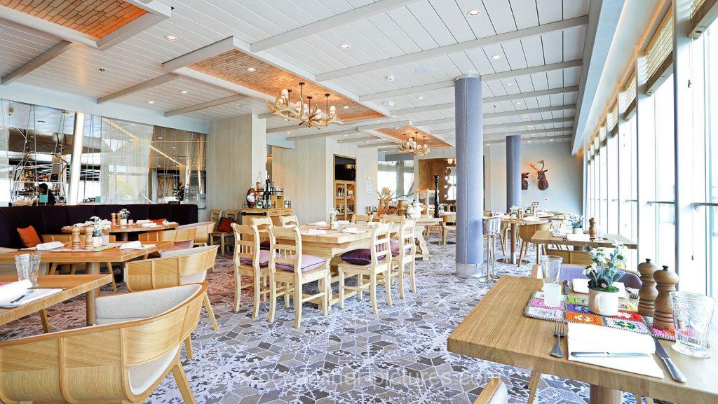 Mein Schiff 6 Schmankerl Restaurant. Foto: Oliver Asmussen/oceanliner-pictures.com
