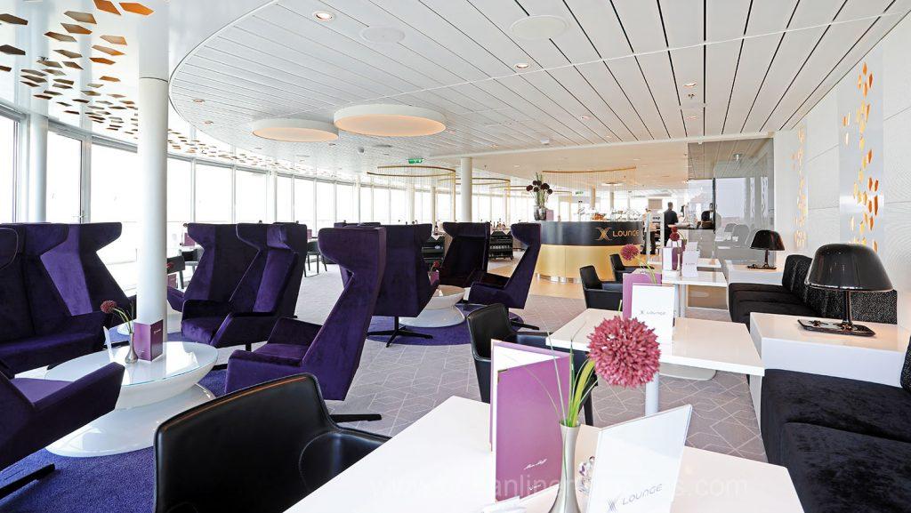 Mein Schiff 6 X-Lounge. Foto: Oliver Asmussen/oceanliner-pictures.com