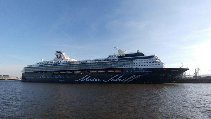 Die Mein Schiff 1 wird in Marella Explorer umbenannt werden. Foto: bergeest