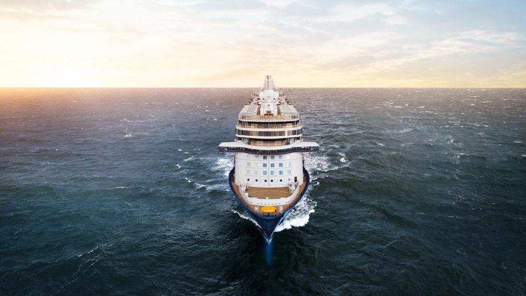 Aktuell fahren die Mein Schiff 5 (Foto) und Mein Schiff 3 die Färöer-Inseln an. Foto: TUI Cruises