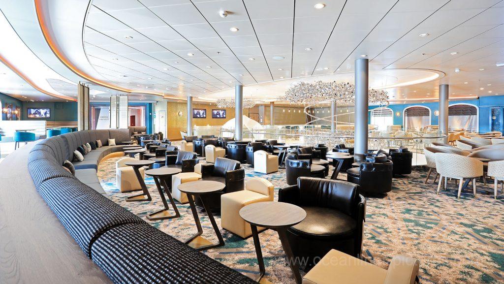 Schau Bar Mein Schiff 6. Foto: Oliver Asmussen/oceanliner-pictures.com
