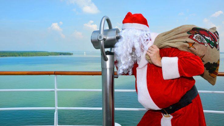 Weihnachten und Silvester mit AIDA erleben. Foto: AIDA Cruises