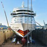 Nach dem Werftaufenthalt der AIDAblu finden sich viele Neuheiten an Bord. Foto: AIDA Cruises