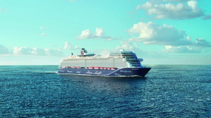 neues cunard schiff