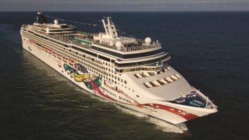 Bereits zum zweiten Mal reist die Norwegian Jewel nach Australien. Foto: Norwegian Cruise Line