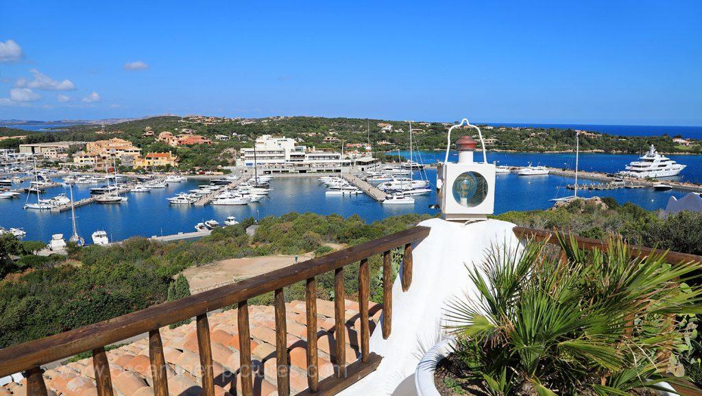 Porto Cervo, Costa Smeralda, Sardinien. / Foto: Oliver Asmussen/oceanliner-pictures.com