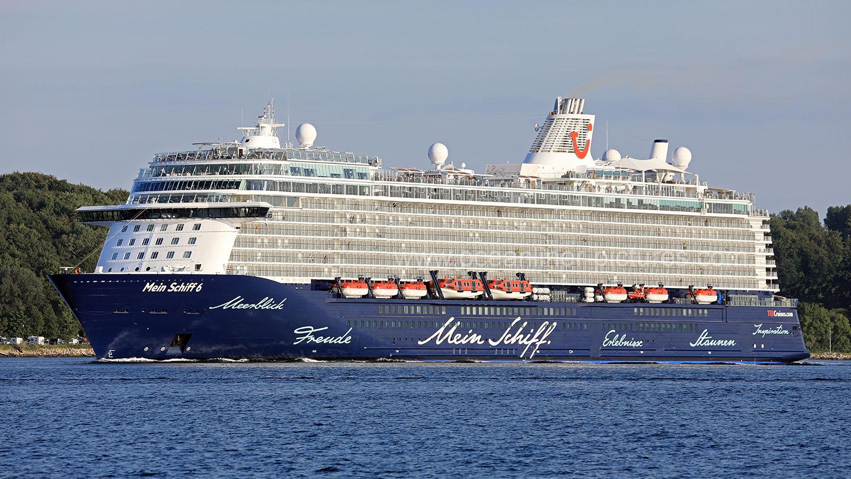 Schiffsportrait Mein Schiff 6 Cruisestartde