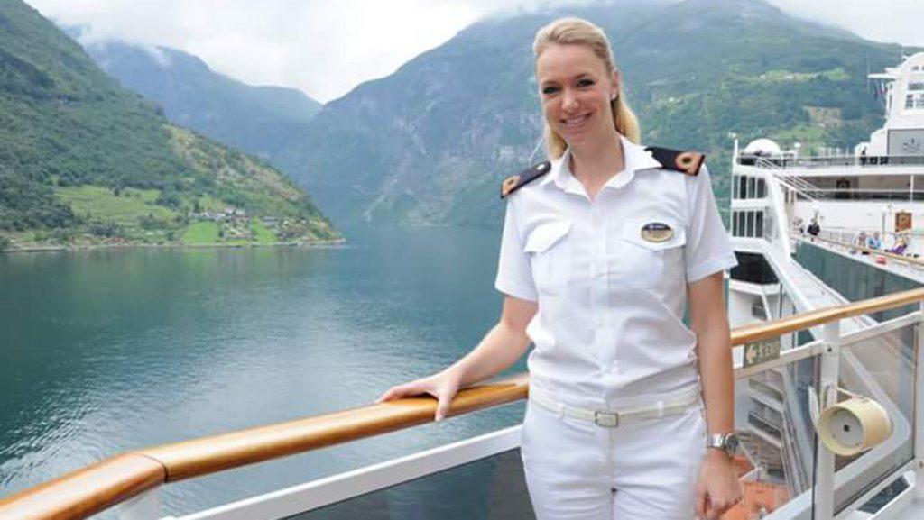 Miriam Ramon von MSC. Foto: MSC Kreuzfahrten