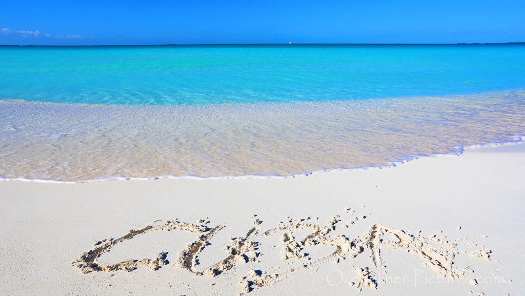 Playa Paraiso Cayo Largo, Kuba. / Foto: Oliver Asmussen/oceanliner-pictures.com