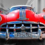 Kuba Kreuzfahrten Oldtimer Havanna. / Foto: Oliver Asmussen/oceanliner-pictures.com