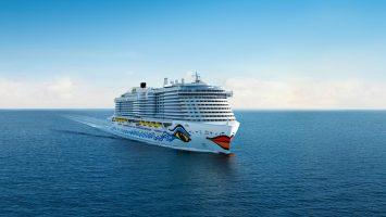 AIDA Cruises bestellt weiteres Kreuzfahrtschiff bei Meyer Werft in Papenburg. Das Schwesterschiff von AIDAnova wird 2023 auf Jungfernfahrt gehen. Foto: AIDA Cruises