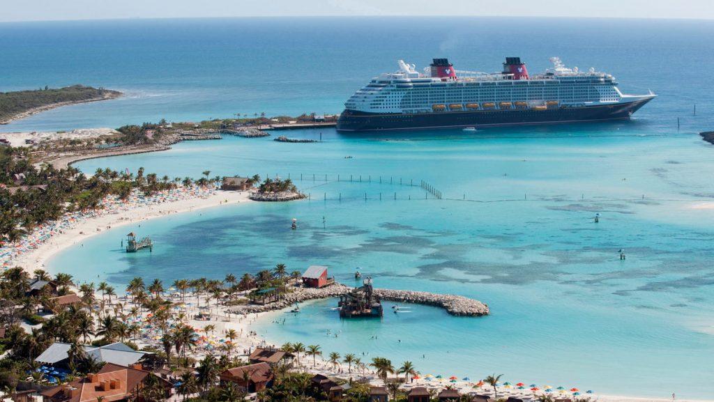 Disneys Privatinsel Castaway Cay. Foto: Disney Cruise Line/David Roark