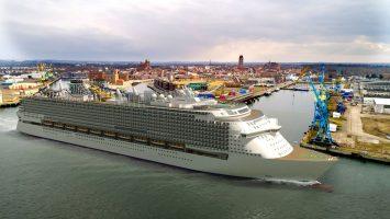 Die Global-Class wird in Deutschland gebaut. Foto: MV Werften