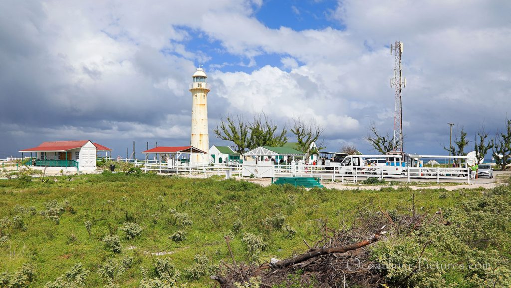 Grand Turk Lighthouse, Turks and Caicos Islands. / Foto: Oliver Asmussen/oceanliner-pictures.com