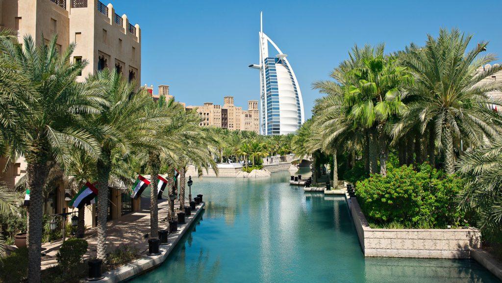 Dubai. Foto: MSC Kreuzfahrten