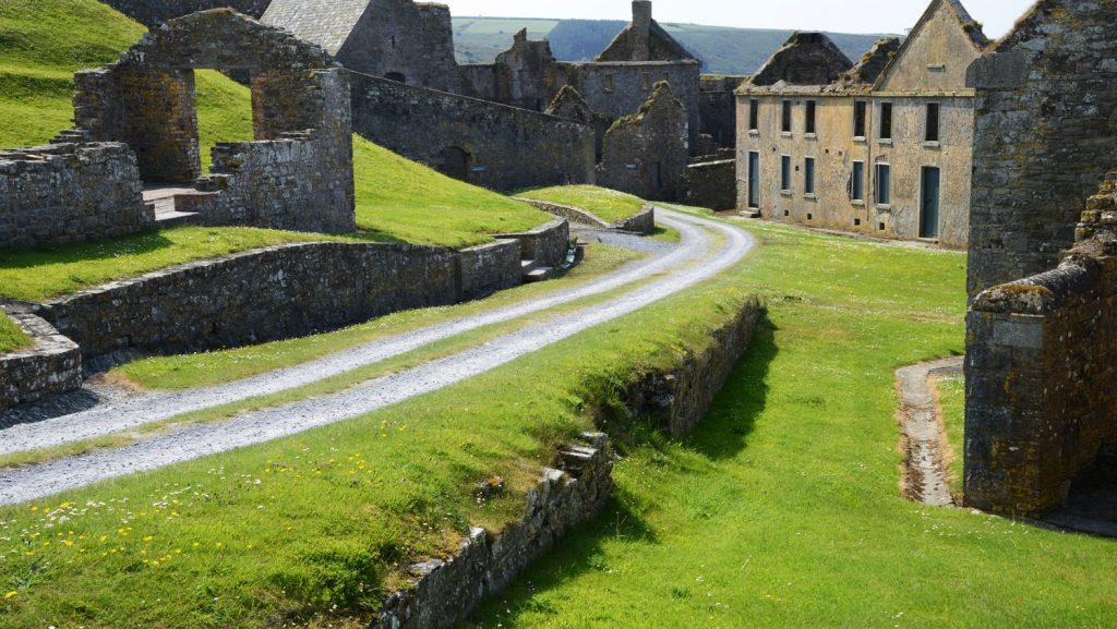 Charles Fort in Irland. Foto: MSC Kreuzfahrten