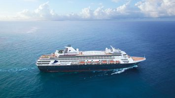 Die Pacific Eden wechselt zu TransOcean Kreuzfarten. Foto: TransOcean Kreuzfahrten