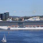 Die Regal Princess startet 2018 zu Kreuzfahrten von Warnemünde aus. Foto: Princess Cruises