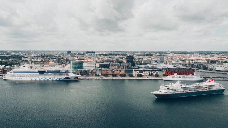 Dänemark wird immer beliebter bei Kreuzfahrern. Foto: Visit Copenhagen