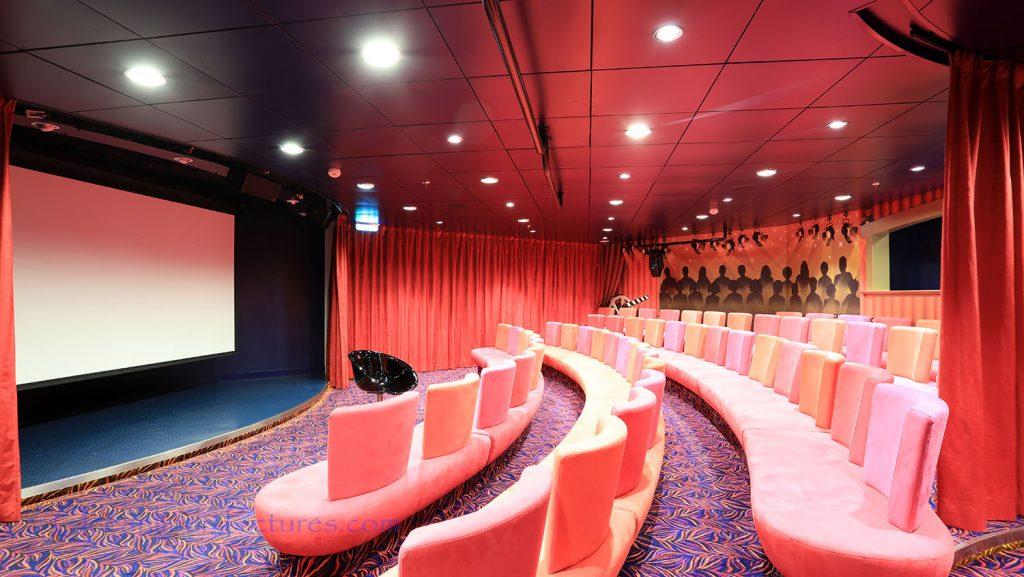 Kindertheater Adventure Ocean Symphony of the Seas. / Foto: Oliver Asmussen/oceanliner-pictures.com