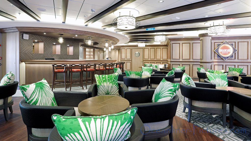Sugarcane Mojito Bar Norwegian Bliss. / Foto: Oliver Asmussen/oceanliner-pictures.com