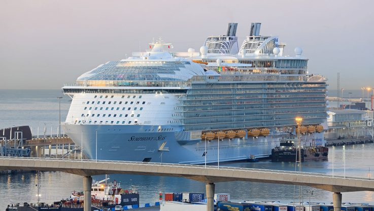 Schiffsportrait: Symphony of the Seas - CruiseStart.de