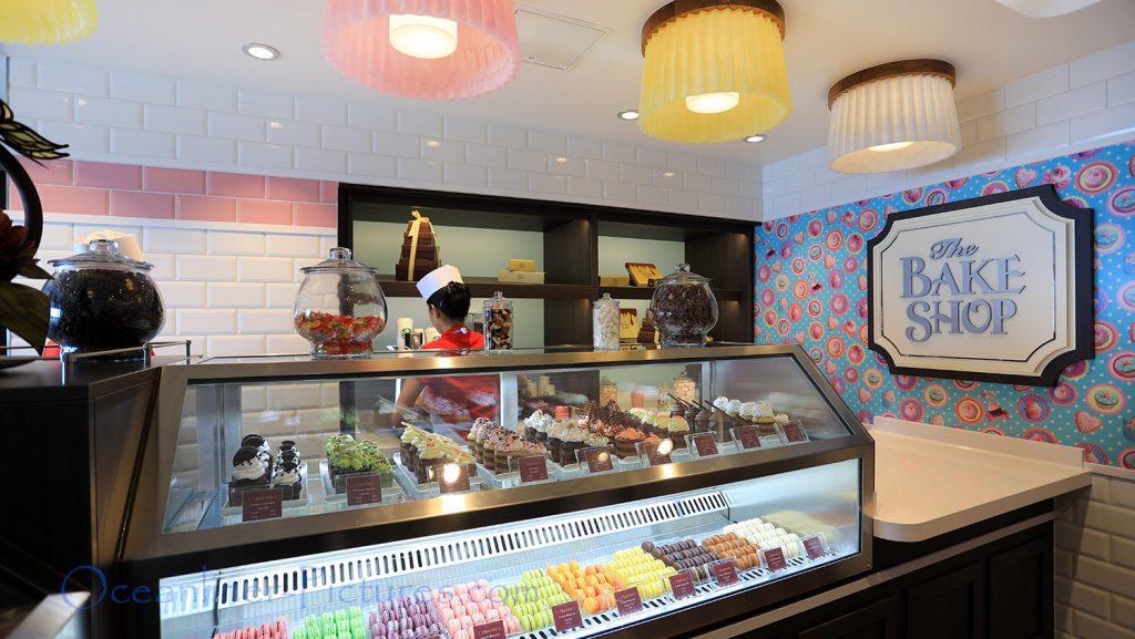 The Bake Shop Norwegian Bliss. / Foto: Oliver Asmussen/oceanliner-pictures.com