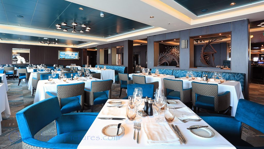 The Taste Restaurant Norwegian Bliss. / Foto: Oliver Asmussen/oceanliner-pictures.com