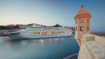 Mit P&O Cruises neue Ziele entdecken. Foto: P&O Cruises