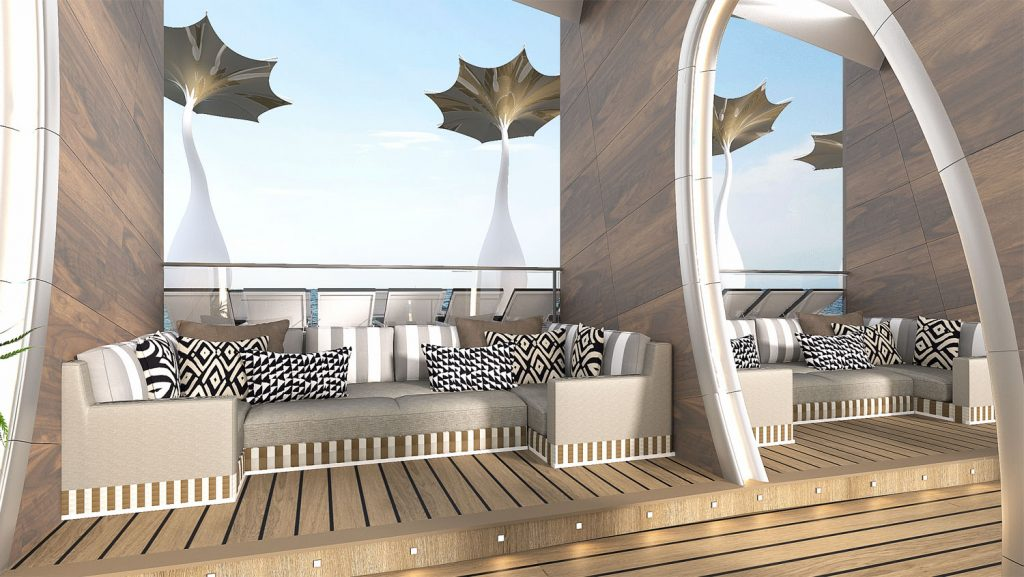 Die Cabana. Foto: Celebrity Cruises