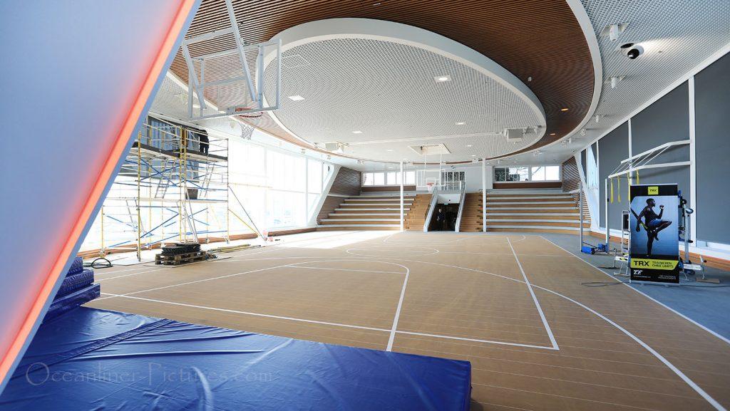 Arena Mein Schiff 1. / Foto: Oliver Asmussen/oceanliner-pictures.com