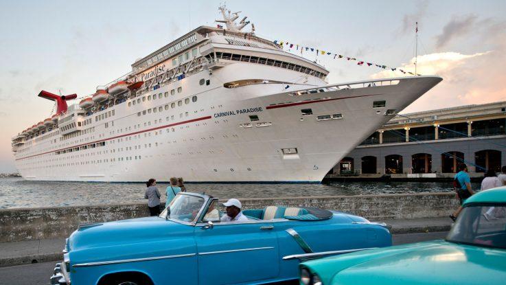 Noch mehr Schiffe als bisher steuern von Carnival Cruise Line Kuba an. Foto: Andy Newman/Carnival Cruise Line