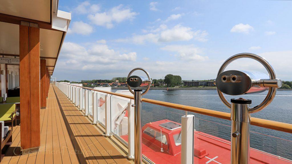 The Waterfront Norwegian Breakaway. / Foto: Oliver Asmussen/oceanliner-pictures.com