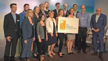 Gewinner Deutscher Reisepreis 2018. Foto: Costa Kreuzfahrten