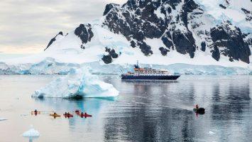 Künftig noch umweltfreundlicher. Foto: Poseidon Expeditions by Holger Leue