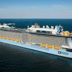 So wird die Spectrum of the Seas aussehen. Foto: Press Center Royal Caribbean International